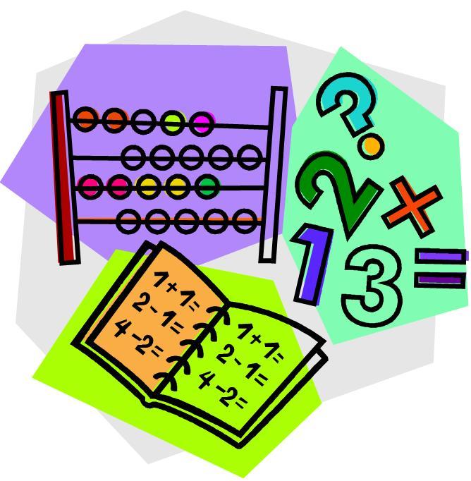 Math Clip Art