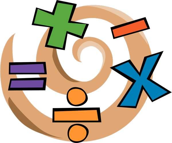Math Clipart #1