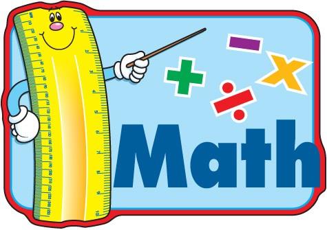 Mathematics clip art clipart clipartcow