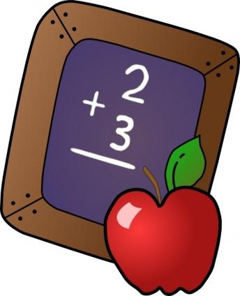 Math Worksheets Clip Art