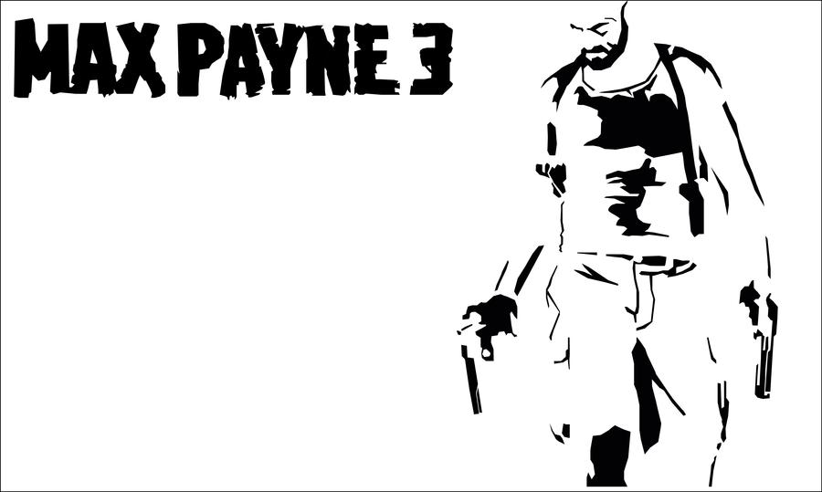 Max Payne 3 by natestarke ClipartLook.com