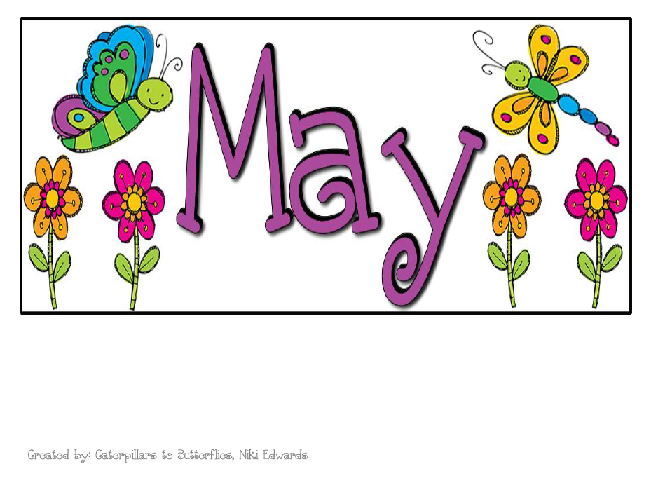 Calendar Clip Art May : May clipart preview calendar head hdclipartall