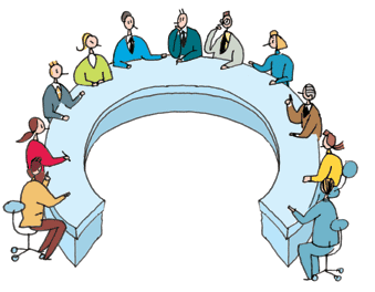 Meeting clip art images free clipart images