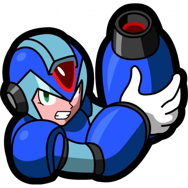 Megaman Clipart-Clipartlook.com-640