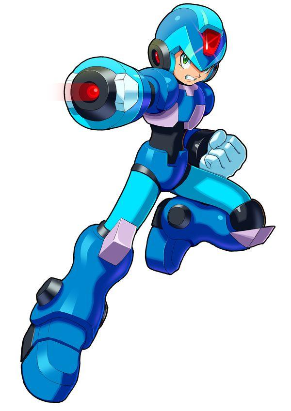 Megaman X9- X by ultimatemaverickx on DeviantArt