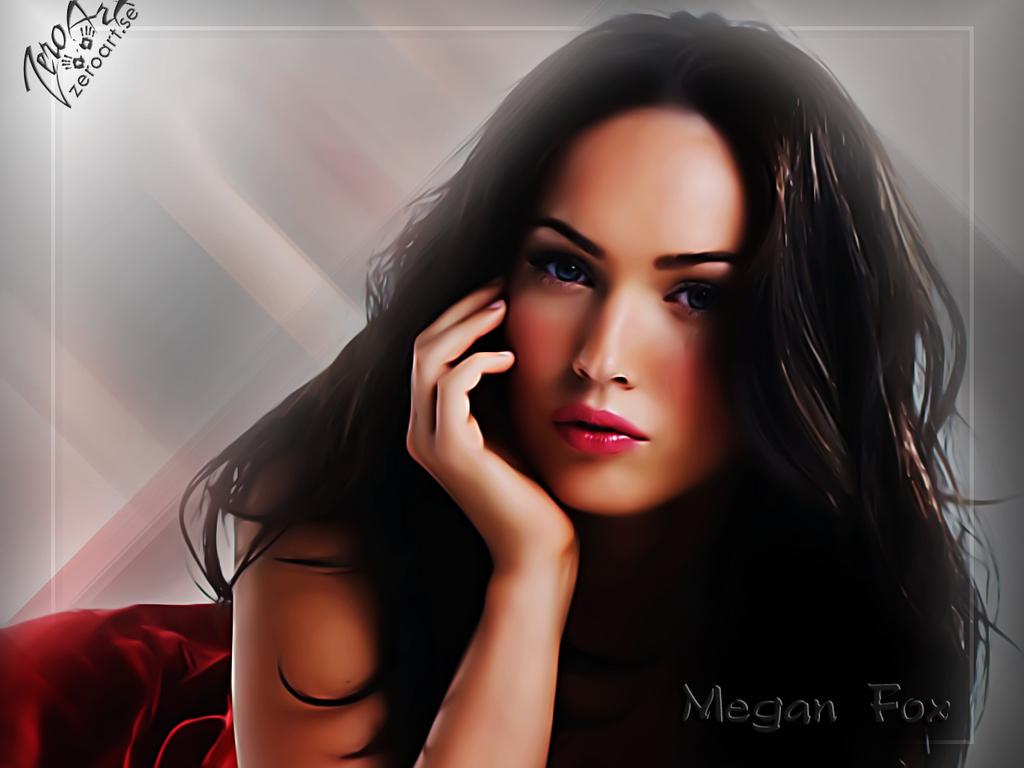Megan Fox Clipart-hdclipartall.com-Clip Art1024