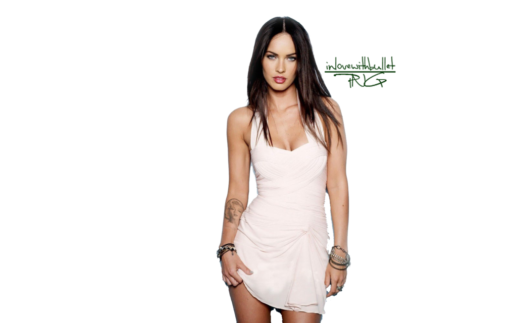 Megan Fox PNG by inlovewithbullet hdclipartall.com