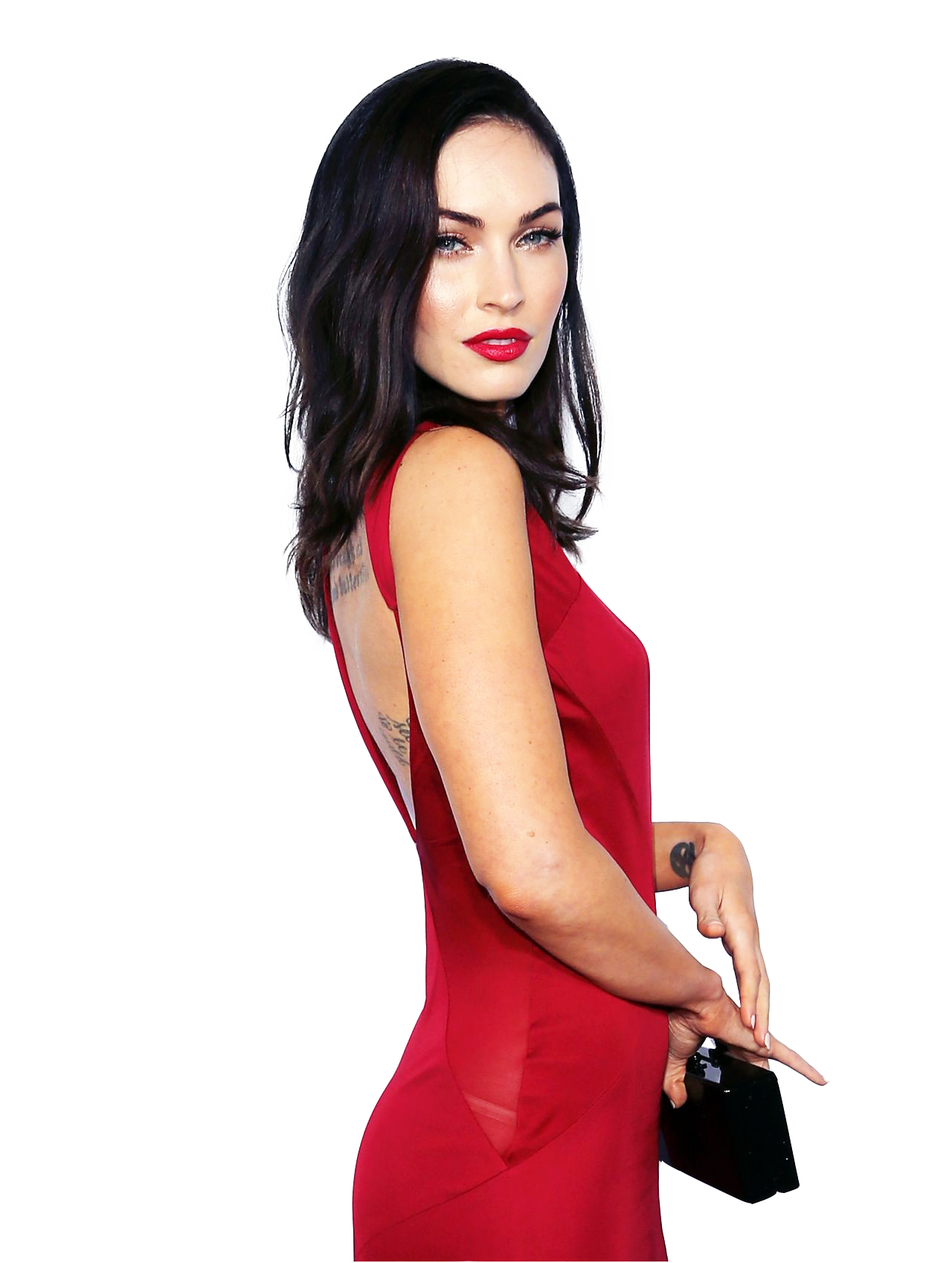 Megan Fox PNG HD