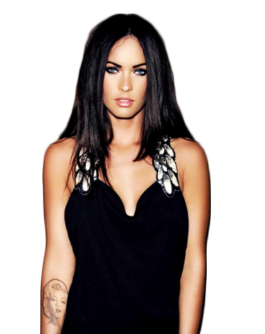png Megan Fox by SabinaVunson hdclipartall.com