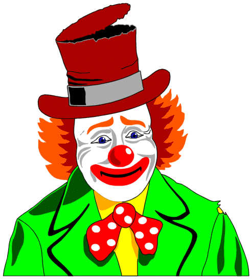 Memes For u0026gt; Circus Joker Clipart