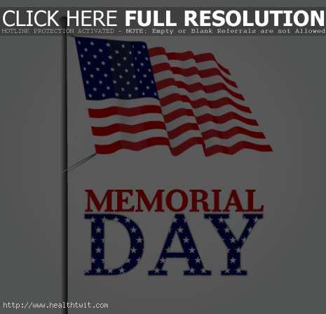 Memorial Day Clip Art PNG