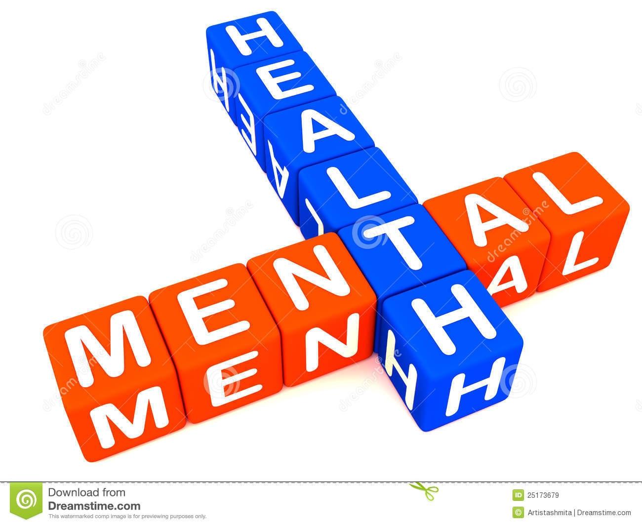 Mental Health Clip Art