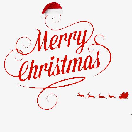 merry christmas text, Christmas, Christmas Hat, Merry Christmas PNG Image  and Clipart