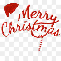 merry christmas text design, Christmas, Writing, Hat PNG Image and Clipart