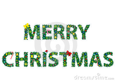 Merry Christmas With .