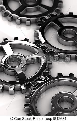 Metal gears - csp1812631