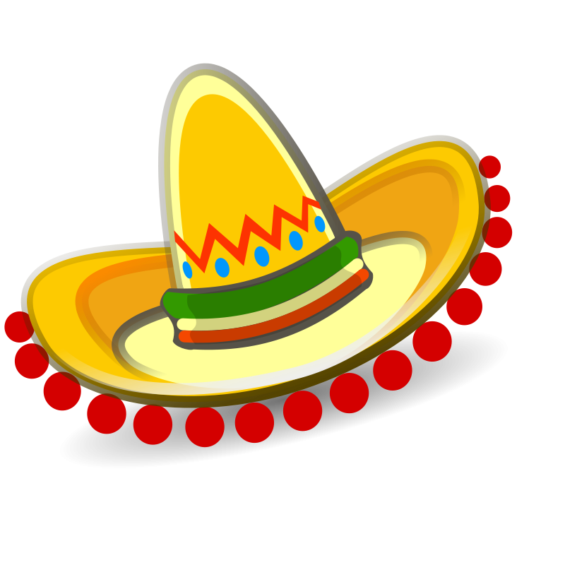 Mexican Clipart 1385029480 Png