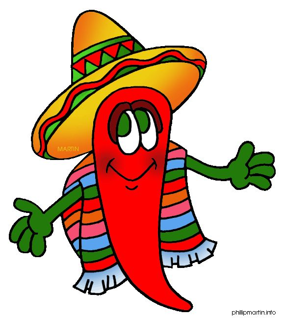 mexican clipart