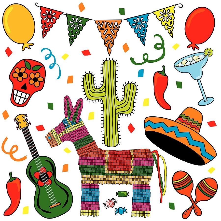 ... Mexican Food Clip Art - clipartall ...