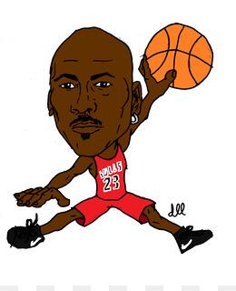 Michael Jordan Jumpman Chicago Bulls NBA Cartoon - Girls Basketball Cartoon  png download - 676*816 - Free Transparent Human Behavior png Download.