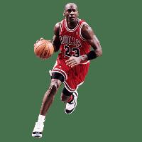 Michael Jordan Transparent PNG Image