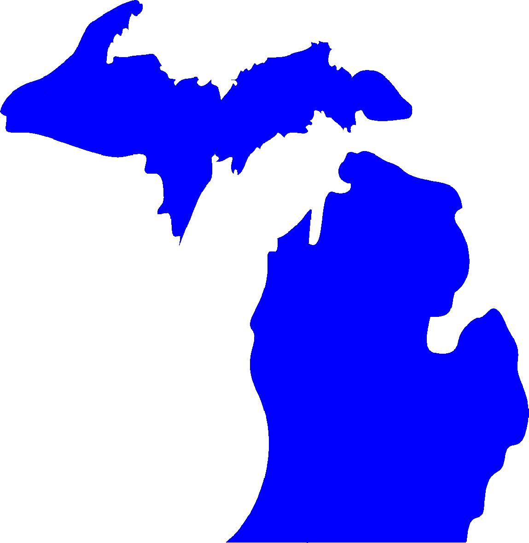 Michigan Clip Art Cliparts Co