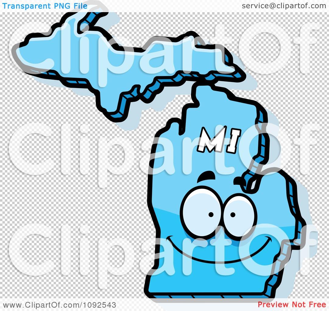 Michigan State Clipart No Background ... transparent background.