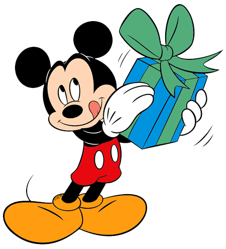 mickey mouse birthday clip ar - Mickey Mouse Birthday Clipart