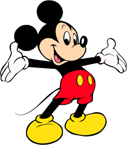 Mickey mouse birthday clipart clipart collection minnie 2