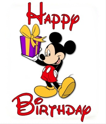 Mickey mouse birthday mickey mouse 1st birthday clipart free 2