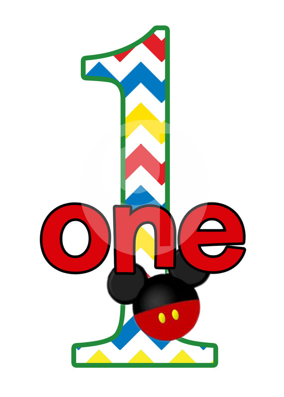 Mickey Mouse Clubhouse Clip Art Free Mickey Mouse Birthday Clipart Image  8243 Mickey Mouse Printable