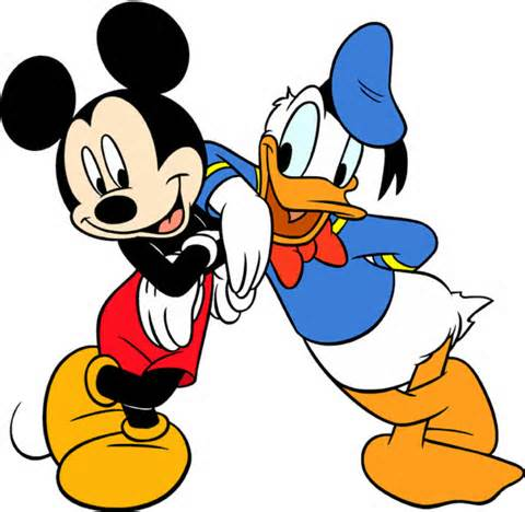 Mickey Mouse Clip Art Best | Clipart library - Free Clipart Images