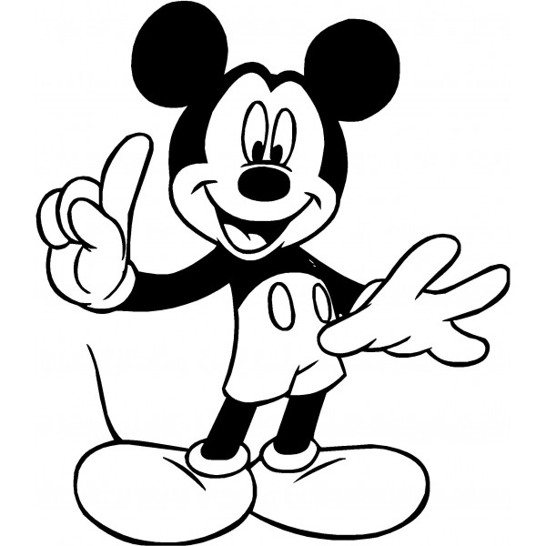 Mickey Mouse Clip Art - Mickey Mouse Clipart