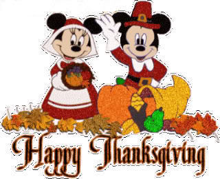 Mickey Thanksgiving Clip .