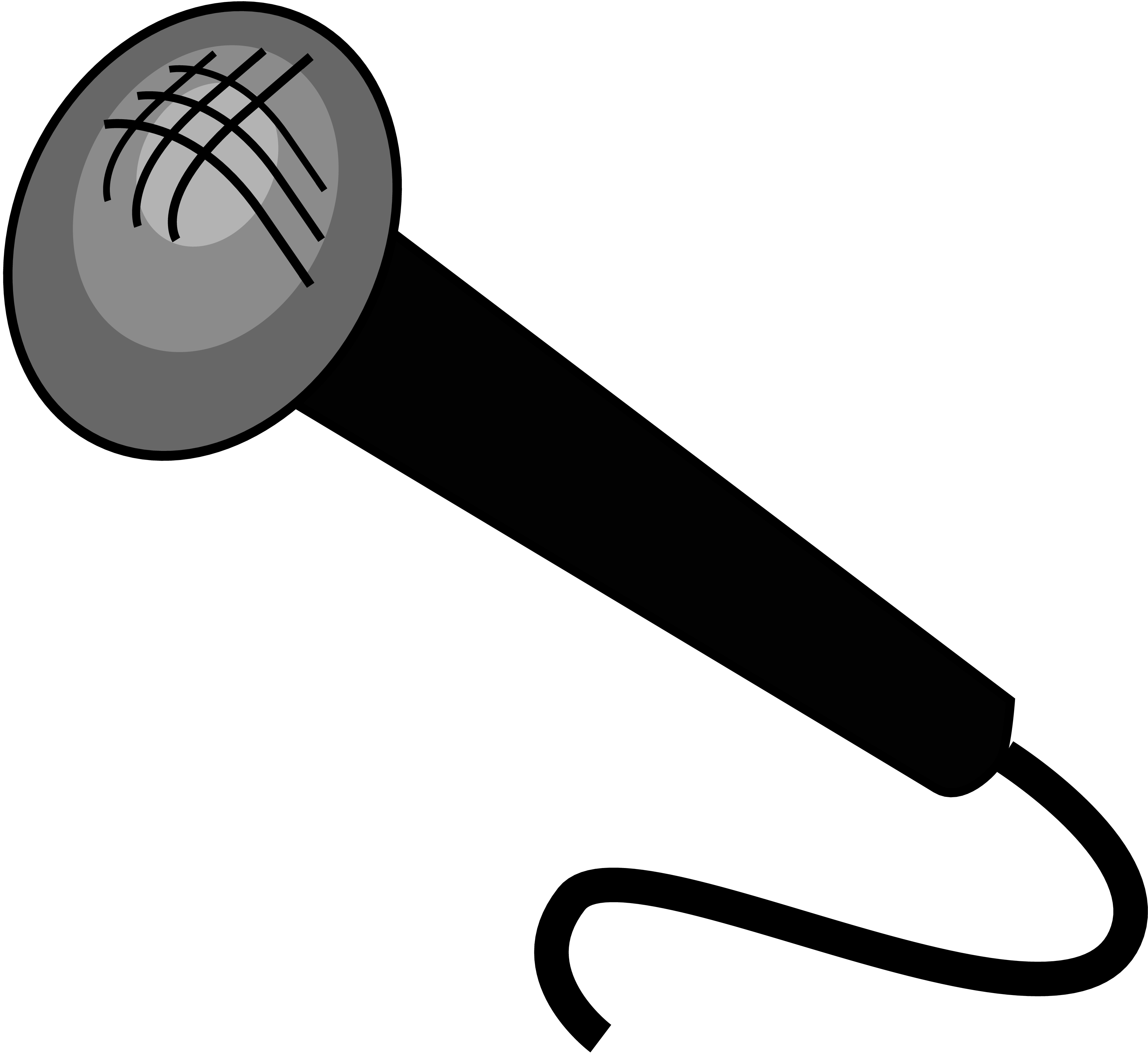 microphone clipart