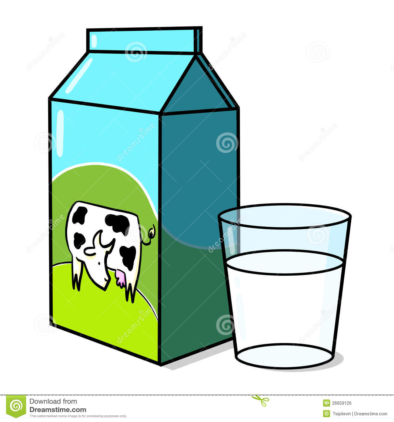 Milk Clipart u0026amp; Milk Clip Art Images - ClipartALL clipartall clipartall.com