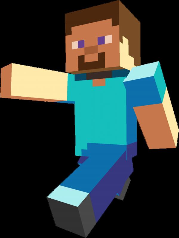 Minecraft Clipart-Clipartlook.com-600