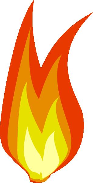Mini Fire Clip Art