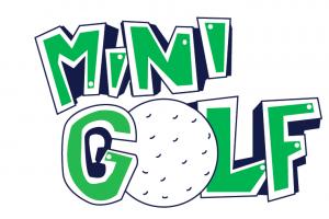 mini golf clipart 2