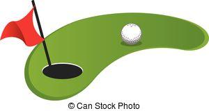 mini golf Stock Illustrationby ClipartLook.com