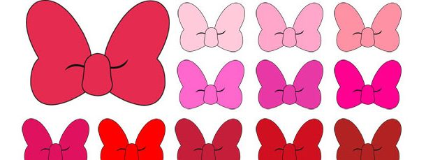 Minnie Mouse Bow Clipart-hdclipartall.com-Clip Art610