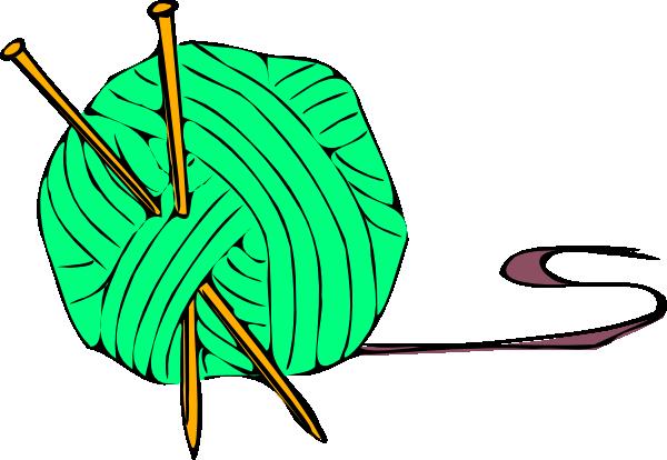 Mint Green Yarn Clip Art At Clker Com Vector Clip Art Online
