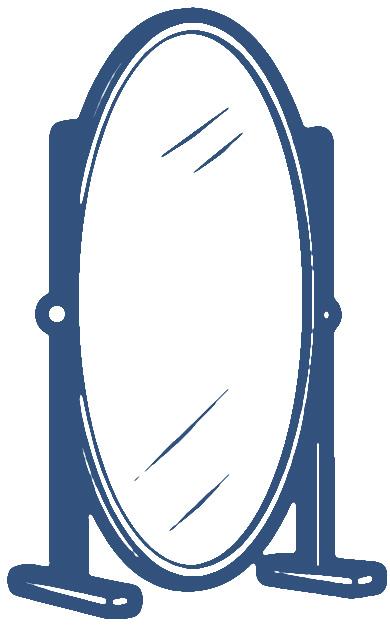 Mirror Clipart #1
