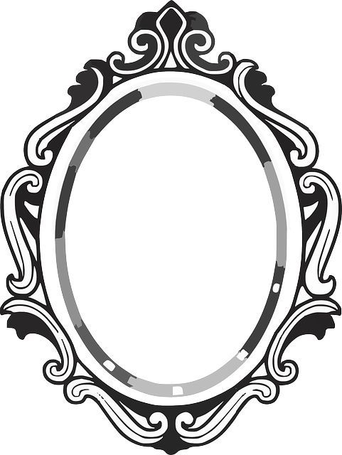 mirror clipart mirror clipart sportekevents clip art for students