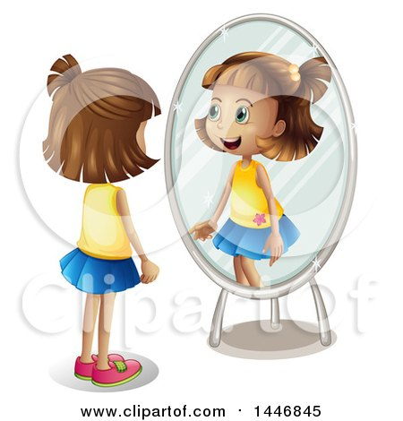 Mirror Clipart Clipart