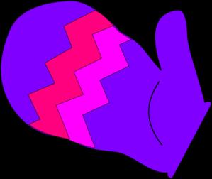 Mitten Clip Art At Clker Com Vector Clip Art Online Royalty Free