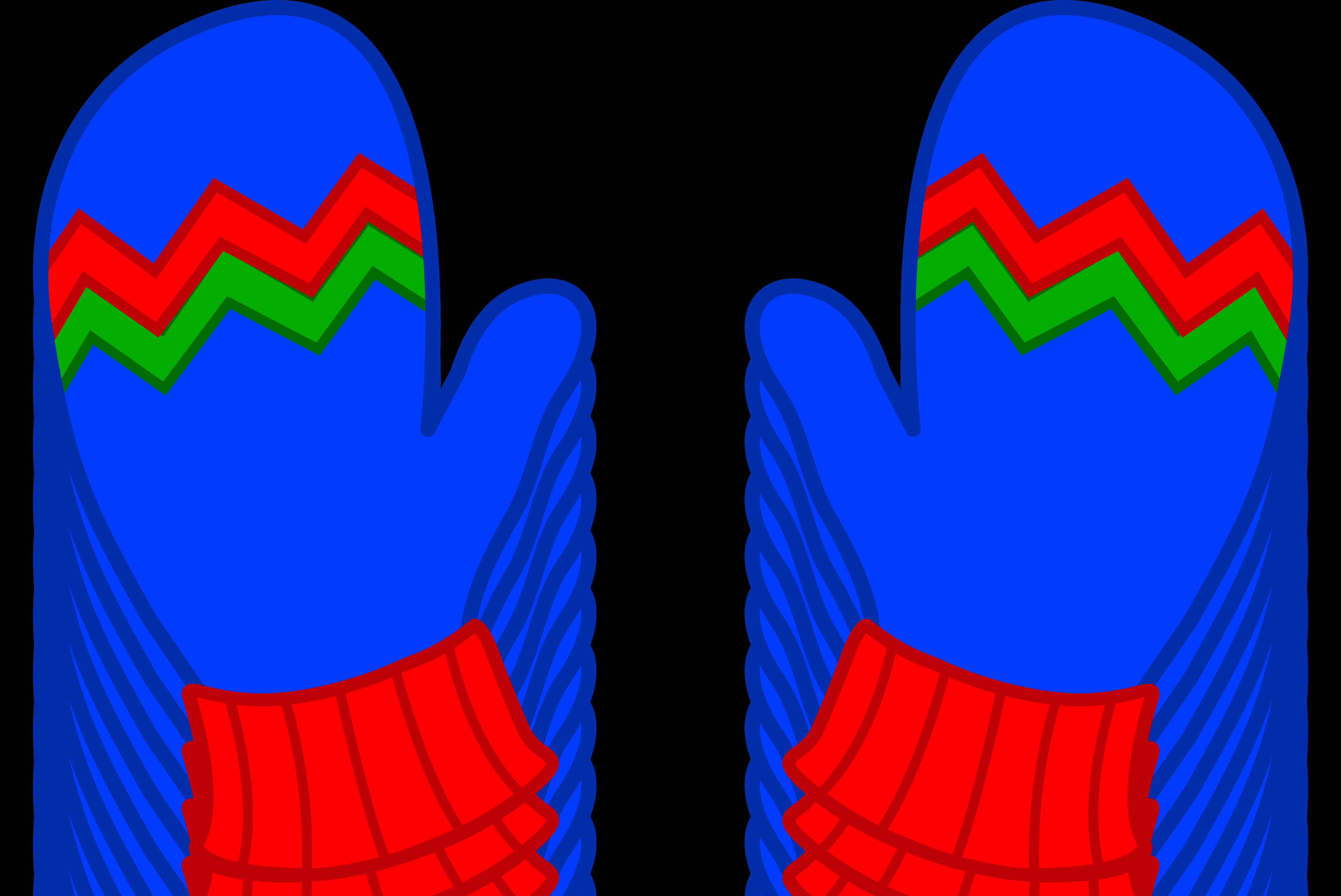Mitten Clip Art