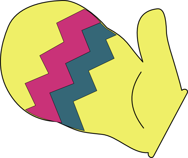 Mitten Clipart This Image As: