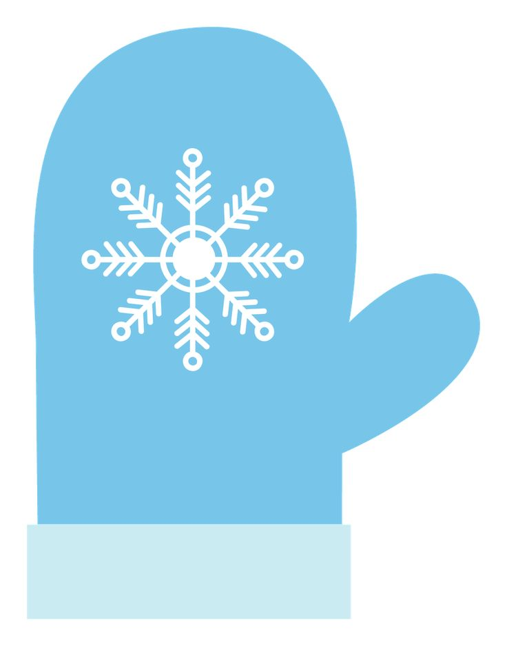 Mitten minus say hello pinguim clipart