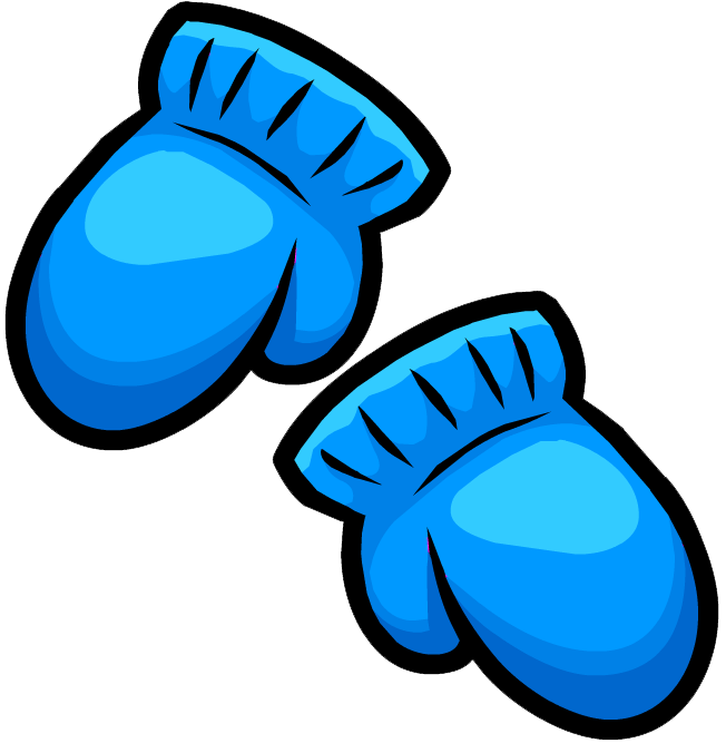 Mittens and gloves clipart 2